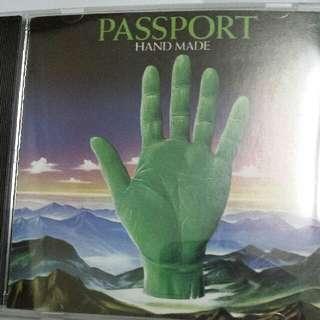 Music CD: Passport –Hand Made