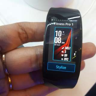 Samsung Gear Fit 2 Pro Bisa Cicilan Kredit 3 Menit