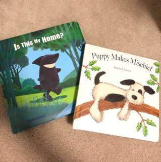 Bundle 2 Baby/Toddler Hard Story Picturebook