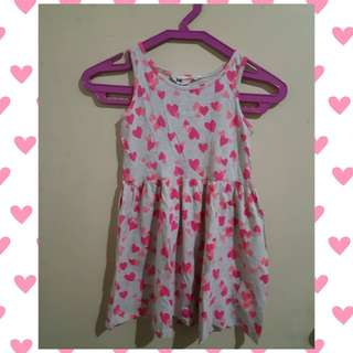 H&M Dress Size 4-6Y