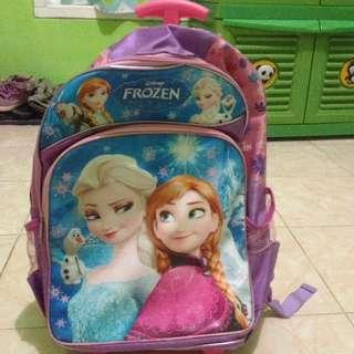 Tas Sekolah Frozen