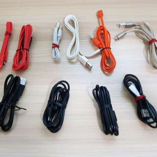 USB B&C Cables