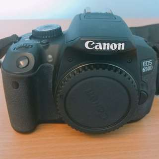 Pre-loved ! Canon 650D