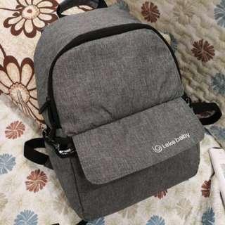 Cooler Bag (backpack w/ removable double cooler bag)
