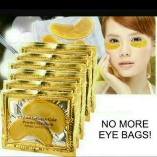 Eye Gold Mask pair