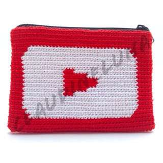 Personalized HANDMADE Coin Purse