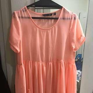 Glassons Medium Orange Dress #dressdeal