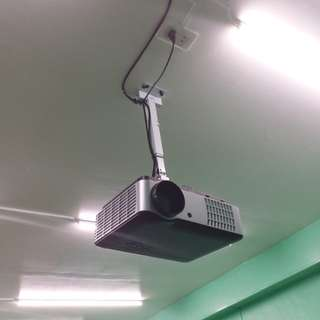 LED Projector complete set