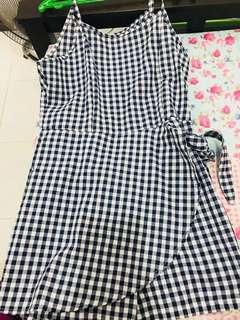 Zara inspired skirt romper