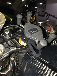 Yamaha R1, Mwupp Stem Mount Handphone Holder