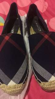 Brand New Burberry Loafers