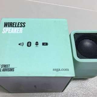 Wireless speaker 藍牙無缐揚聲器🔉