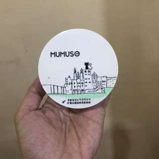 Mumuso Powder Foundation in #2 Natural Beige
