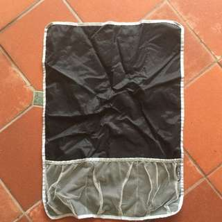 CHILD CARSEAT BACK SEAT PROTECTOR
