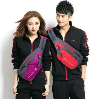 Tas selempang Bobo outdoor Anti Air