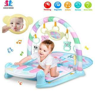 BABY PLAYGYM COLOURFUL MUSIC