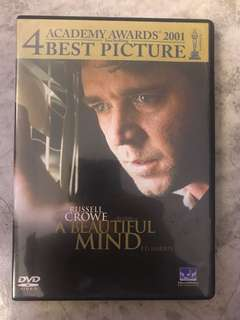 A Beautiful Mind - DVD