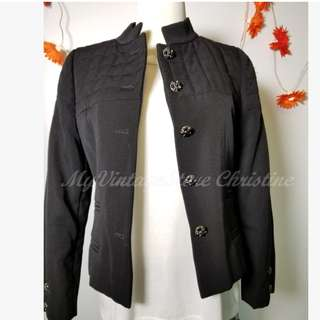 (20%Off )Chanel Wool Jacket Size XS
