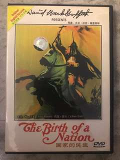 The Birth of a Nation - DVD