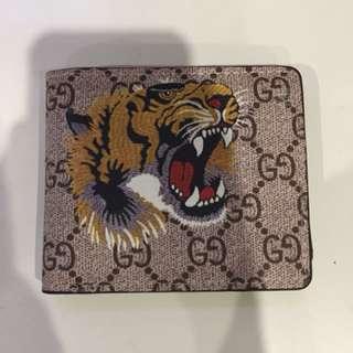 Gucci Wallet tiger