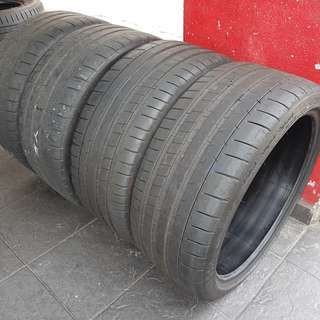 Michelin PSS Pilot Super Sport 235 35 19