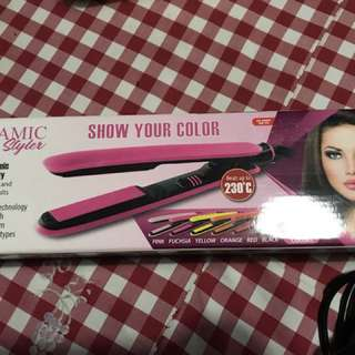 Ceramic hair Iron