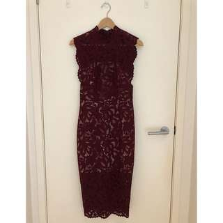 Rodeo Show lace dress size 6