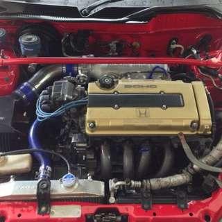 Honda ferio 1992