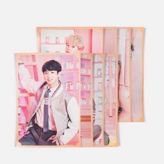 BTS 4th muster Poster Set