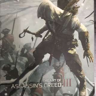 Art of Assassin's Creed 3