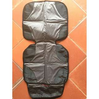 Child car seat BackSeat Leather protection