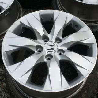Lelong Rim 7.5 jj Original Honda Accord 2.4
