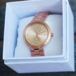 Michael Kors Women's Watch in Rose Gold