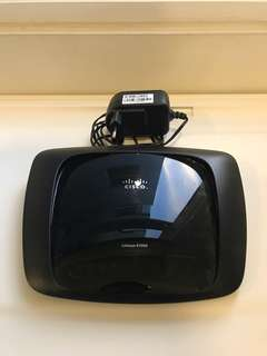 Wireless Router Lynksis E1000