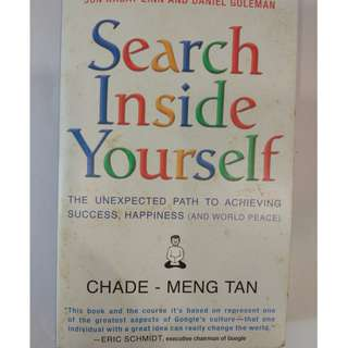 Search Inside Yourself by Chade Meng Tan