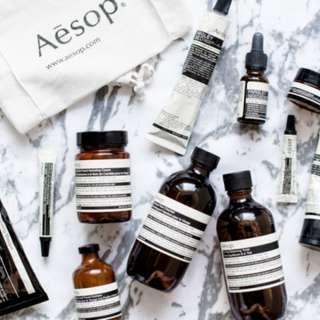 Aesop 全線產品代購