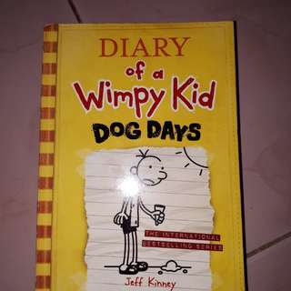 Diary Of A Wimpy Kid (Vol.4)