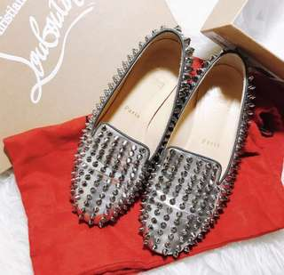 Christian Louboutin Studded Loafer