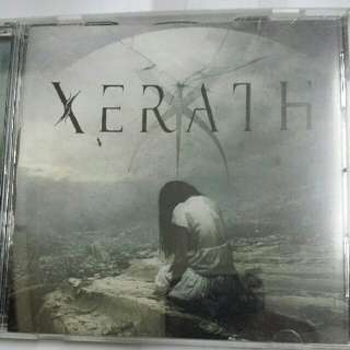 Music CD (Metal): Xerath–I - Thrash Metal, Death Metal