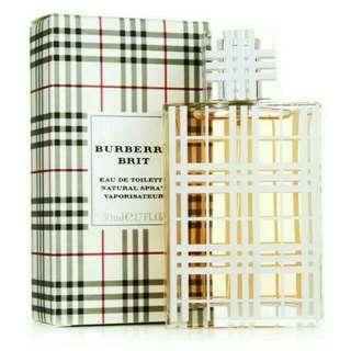 Burberry Brit 風格女性淡香水/1瓶/100ml -公司正貨