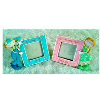 Son & Daughter Picture Frame