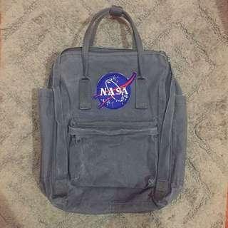 Fjallraven Kanken Graphite Laptop 13 Backpack (AUTHENTIC & CUSTOMIZED)