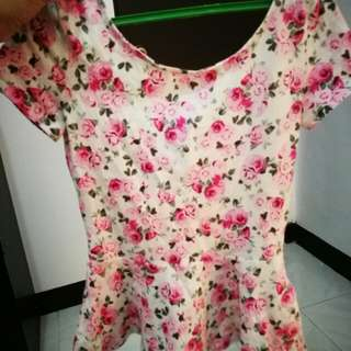 Brand New H&M top