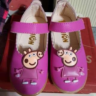 佩佩豬軟底休閒娃娃鞋