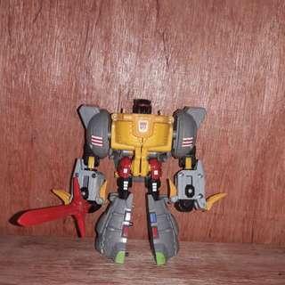 G1 transformer-deluxe class grimlock