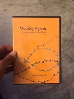 Mobility Agents: A Computational Sketchbook v1.0 by John F. Simon, Jr.