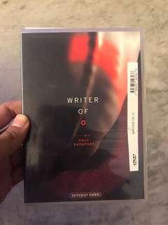 Writer of O - DVD