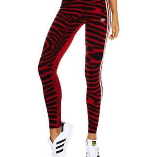 Adidas Zebra Leggings 6