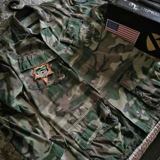 RDF USMC Slant Pocket