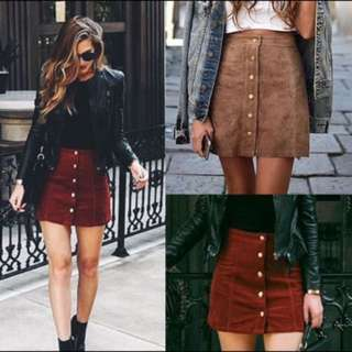women high waist skirt